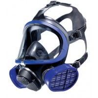 Drager Full Mask 5500 & Filters