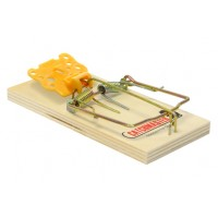 Catchmaster Wooden Rat Trap (Pk 2)