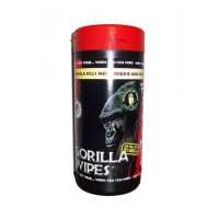 Gorilla Wipes (Pk 80)