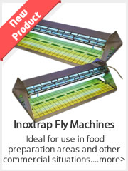 Inoxtrap Fly Machines & Accessories