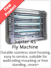 Jupiter 45 Electronic Fly Machine