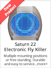 Saturn 22 Electronic Fly Machine
