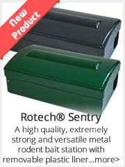 Rotech® Sentry Rat Box