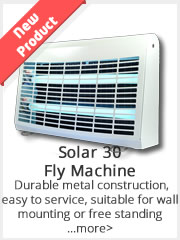 Solar 30 Electronic Fly Machine
